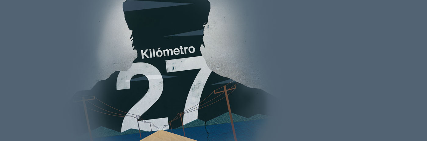Lanzamiento Kilómetro 27 en formato digital